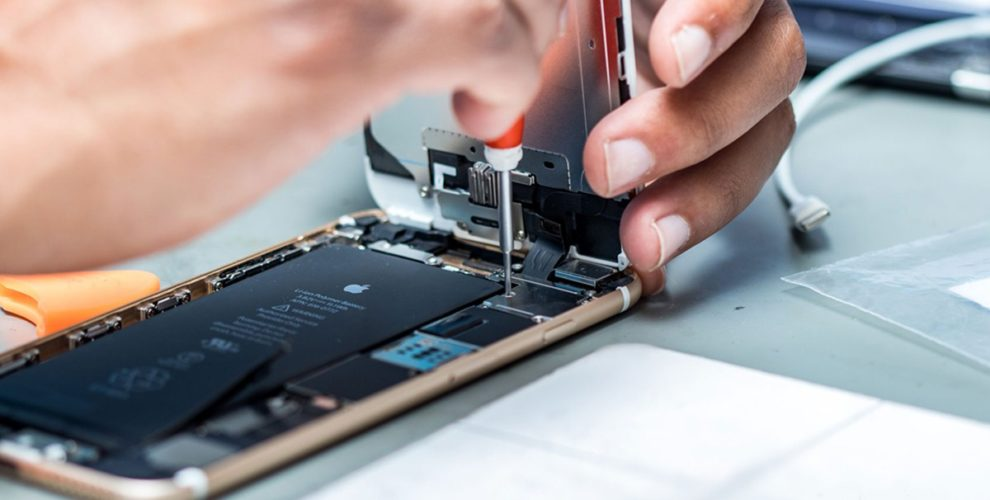 mobile repairing shops and service centres in London